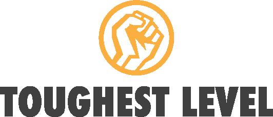 Toughest Level Logo, toughestlevel.com
