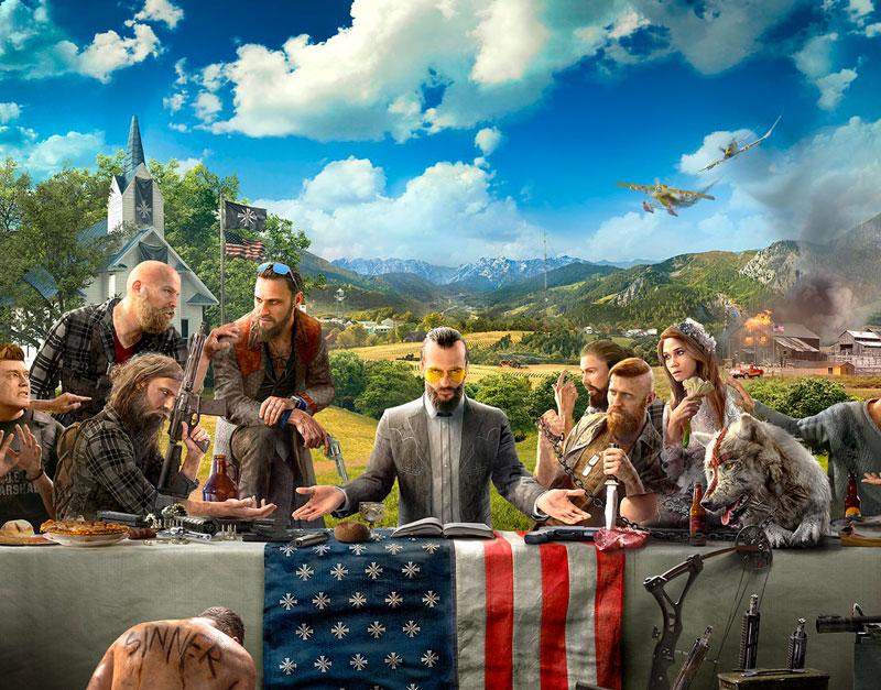 Far Cry 5 - Gold Edition (Xbox One), Toughest Level, toughestlevel.com