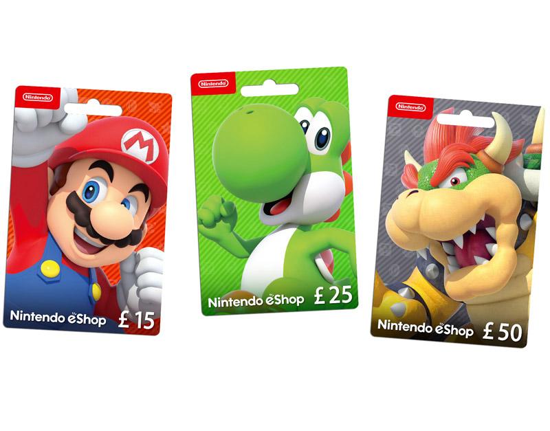 Nintendo eShop Gift Card, Toughest Level, toughestlevel.com