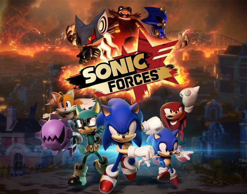 SONIC FORCES™ Digital Standard Edition (Xbox Game EU), Toughest Level, toughestlevel.com