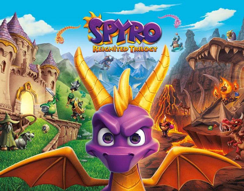 Spyro Reignited Trilogy (Xbox One), Toughest Level, toughestlevel.com