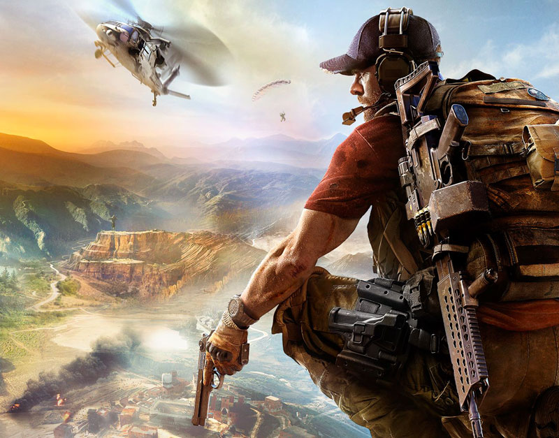 Tom Clancy's Ghost Recon Wildlands - Deluxe Edition (Xbox One), Toughest Level, toughestlevel.com
